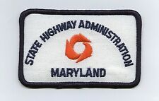 Maryland State Highway Administration Patch