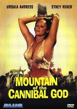 MOUNTAIN OF THE CANNIBAL GOD Sergio Martino*Ursula Andress Gore Sleaze DVD *NEW*