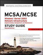 MCSA / MCSE: Windows Server 2003 Network Infrastructure Implementation, Managem