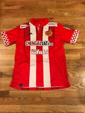 Kelantan FA The Red Warriors FC Warrior XL Maxwell  Soccer Jersey 10 World Cup