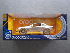 Hot Wheels Dropstars 1:24 Mercedes-Benz SL55 (Silver) H3034 - NEW