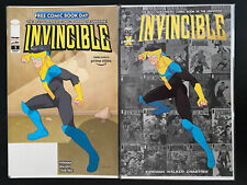 INVINCIBLE #1 GOLD FOIL LCSD And Free Comic Book Day Variants Amazon