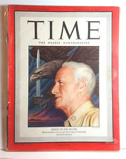 Feb 26, 1945 TIME Magazine- Admiral Nimitz on Cover-News/Photos/Ad