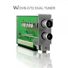 Vu+ Hybrid DVB-C/T2 Dual Twin Tuner UNO / Ultimo / Duo² / Solo SE V2 / Ultimo 4K