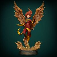 Phoenix 1:10 Scale Resin Model Kit. X-men Marvel Comics