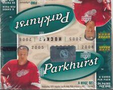 2005-06 UPPER DECK PARKHURST NHL HOCKEY RETAIL BOX