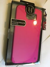 Samsung Galaxy S6 Hard Shell Case Pandora Pink UUSGS6PCHS05 by UUnique of London