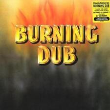 Revolutionaries - Burning Dub Vinyl LP - Rare Reggae Record - NEW!