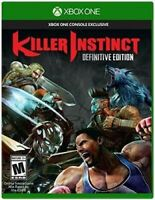 KILLER INSTINCT DEFINITIVE EDITION XBOX ONE GAME
