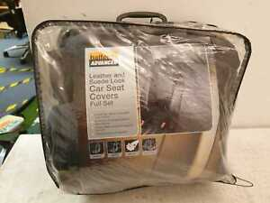 Halfords Car Seat Covers Used Good Condition (Y2)