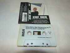 KENNY ROGERS - K7 audio / Audio tape !!! EYES THAT SEE IN THE DARK !!!