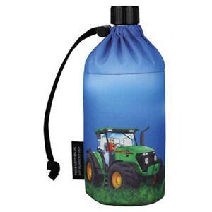 Emil - Flasche Action 0,4 L - 30°C waschbar - Traktor , Feuerwehrauto