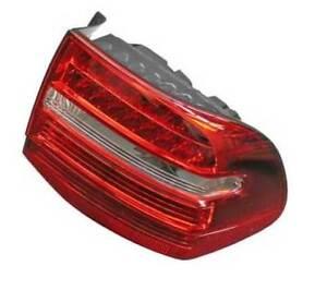 Fits Porsche Cayenne 08-10 Taillight Assembly w/ Bulb Holder GENUINE 95563148811