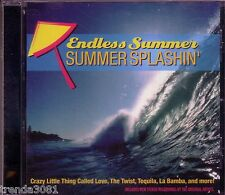 Endless Summer Splashing CD Classic 50s 60s Rock JUICE NEWTON CHAMPS STARSHIP