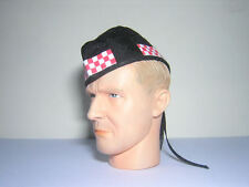 Banjoman 1:6 Scale Custom Made Glengarry Cap - Argyll