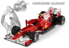 Hot Wheels Elite F1 Ferrari F10 Alonso #8 2010 1/18
