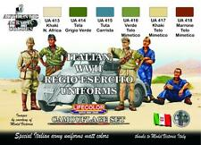 LIFECOLOR ITALIAN WWII REGIO ESERCITO UNIFORMS cod.CS14