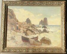 Antique (Pre - 1900) Italy Original Art Paintings