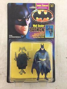 Vintage 1990 Kenner Batman Dark Knight Collection Wall Scaler Batman New Sealed