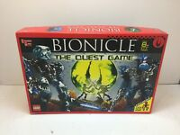Lego Bionicle the Quest Board Game 2006 University