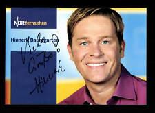 Hinnerk Baumgartner Autogrammkarte Original Signiert # BC 104527