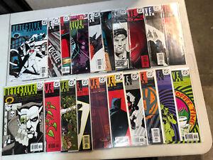 Detective Comics (2000) #750-799 (VF/NM) Complete Set Run Batman