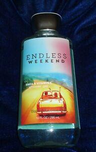 Bath & Body Works 'Endless Weekend' Shower Gel 10 fl.oz.
