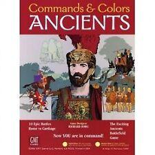 GMT Games: Command & Colours Ancients.