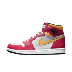 [Nike] Air Jordan 1 Retro High OG - Light Fusion Red (555088-603)