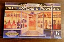 "Matchbox Pills, Potions & Powders 6 Classic Diecast Medicine Trucks 3"" Each 1994"