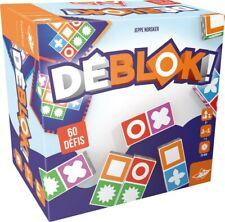 jeu Déblok, neuf et emballé