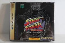 Street Fighter Collection Sega Saturn SS Japan Import US Seller SHIP FAST