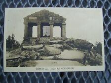 Donon mit Tempel bei Schirmeck (Elsaß),nicht gelaufen ca. 1925