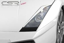 CSR Scheinwerferblenden Set Lamborghini Gallardo LP500 Coupe + Spider (03-08)