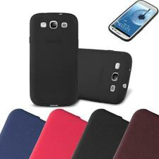 Silicone Case for Samsung Galaxy S3 Shock Proof Cover Mat TPU Bumper