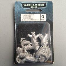 Warhammer 40k Tyranide tyran Ruche Garde bras les jambes à l/'avant