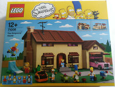 LEGO® 71006 The Simpsons™ House / Haus Neu & OVP (new and sealed) passt zu 71016