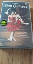 Ballet Musicals & Broadway VHS Tapes