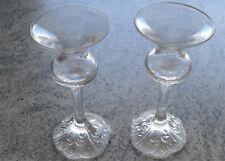Deko kerzenständer teelichthalter aus glas mit blumen form für