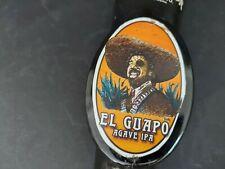 Beer Bar Pull Tap Keg Handle EL GUAPO AGAVE IPA