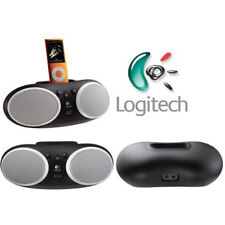 Logitech speaker Dock rechargeable S125i Altoparlante Portatile ipod iphone nero