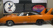 SUPER CAR COLLECTIBLES 1970 Plymouth SUPERBIRD 1/18 Scale VERY RARE