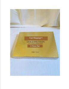 Gold Protein Peptide Essence Combination*Collagen*AntiAging*6 piece set*threads