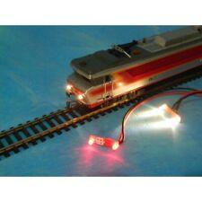 CC5004 - Module Éclairage inversé double leds bi-couleur blanc rouge ho