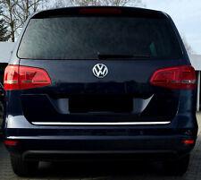 VW SHARAN II 2 SEAT ALHAMBRA CHROMLEISTE ZIERLEISTE HECKKLAPPE KOFFERRAUM