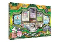 Pokemon TCG Legacy Evolution Collection Card Game Box NEW SEALED