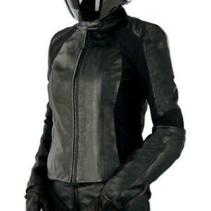 Alpinestars City Collection Women's Leather Motorcycle Jacket 4US 40EU