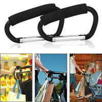 Durable 16*10CM Baby Stroller Trolley Shopping Hook Accessories Pram Hook Hanger