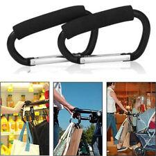 Durable 16*10CM Baby Stroller Trolley Shopping Hook Accessories Pram Hook Hanger