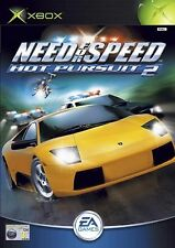 Need for Speed Hot Pursuit 2 Xbox Racing Video Game Microsoft
